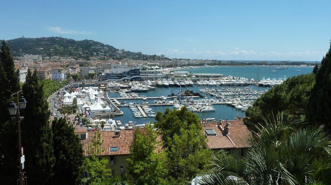Cannes – La ville du festival